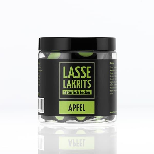 Dose Lakritz Apfel