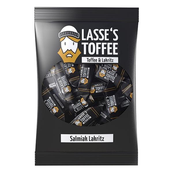 Lasse's Toffee Salmiak Lakritz